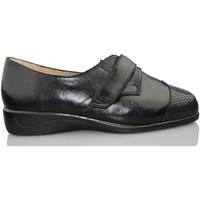 Sapatos Mulher Sapatos Drucker Calzapedic SERPIENTE JUNGLA NEGRO