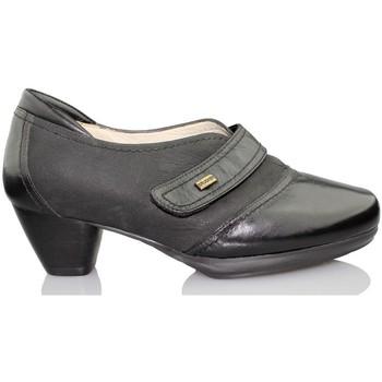 Sapatos Mulher Escarpim Drucker Calzapedic LINEA SPORT NEGRO