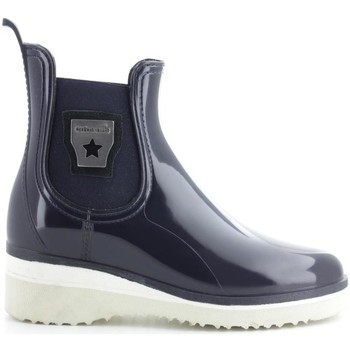 Sapatos Mulher Botas de borracha Cubanas Galochas Derby-DI230 DIANA CHAVES Azul