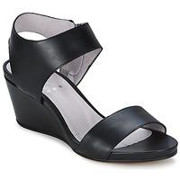 Sapatos Mulher Sandálias Perlato SELCETTA Preto