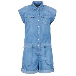 Textil Mulher Macacões/ Jardineiras Pepe jeans IVY Ganga