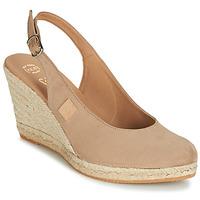 Sapatos Mulher Sandálias Betty London TECHNO Bege