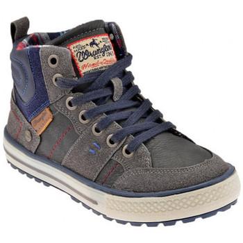 Sapatos Rapaz Sapatilhas de cano-alto Wrangler