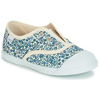 Sapatos Rapariga Sapatilhas Citrouille et Compagnie RIVIALELLE Azul / Multicolor