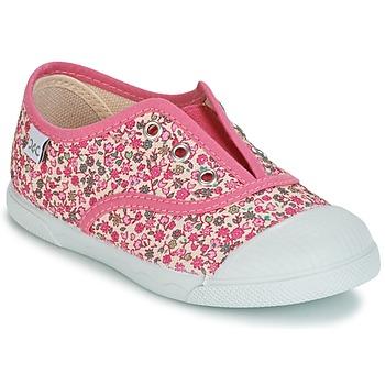 Sapatos Rapariga Sapatilhas Citrouille et Compagnie RIVIALELLE Rosa / Multicolor