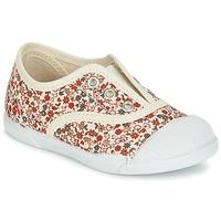 Sapatos Rapariga Sapatilhas Citrouille et Compagnie RIVIALELLE Cru / Multicolor