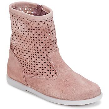 Sapatos Rapariga Botas baixas Citrouille et Compagnie BOREAL Rosa