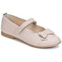 Sapatos Rapariga Sabrinas Citrouille et Compagnie PAPILLONE Creme