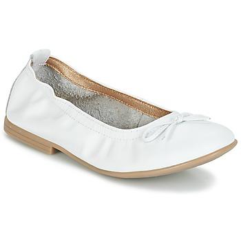 Sapatos Rapariga Sabrinas Citrouille et Compagnie JAPPALIE MOCA Branco