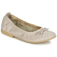 Sapatos Rapariga Sabrinas Citrouille et Compagnie JAPPALIE MOCA Creme