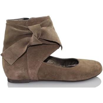 Sapatos Mulher Sabrinas Paco Herrero TUCSON MARRON