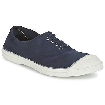 Sapatos Mulher Sapatilhas Bensimon TENNIS LACET Marinho