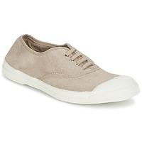 Sapatos Mulher Sapatilhas Bensimon TENNIS LACET Escuro / Bege