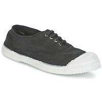Sapatos Mulher Sapatilhas Bensimon TENNIS LACET Carvão