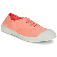 Sapatos Mulher Sapatilhas Bensimon TENNIS LACET Coral