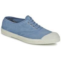 Sapatos Mulher Sapatilhas Bensimon TENNIS LACET Azul