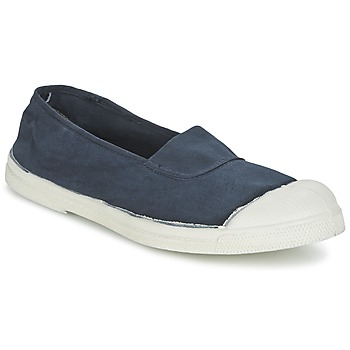 Sapatos Mulher Sapatilhas Bensimon TENNIS ELASTIQUE Marinho
