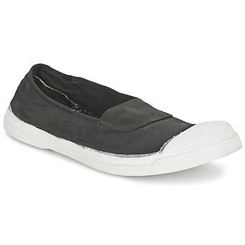 Sapatos Mulher Sapatilhas Bensimon TENNIS ELASTIQUE Carvão