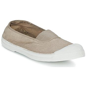 Sapatos Mulher Sapatilhas Bensimon TENNIS ELASTIQUE Bege