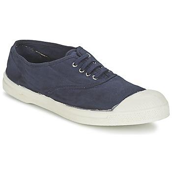 Sapatos Homem Sapatilhas Bensimon TENNIS LACET Marinho
