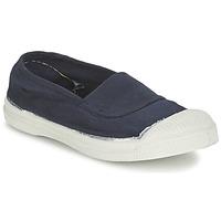 Sapatos Criança Sapatilhas Bensimon TENNIS ELASTIQUE Marinho