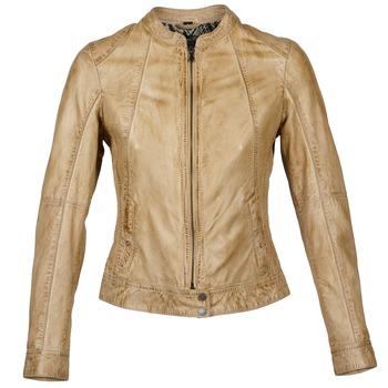 Textil Mulher Casacos de couro/imitação couro Oakwood 61712 Castanho
