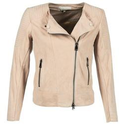 Textil Mulher Casacos de couro/imitação couro Oakwood 61903 Rosa / Claro