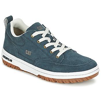 Sapatos Homem Sapatilhas Caterpillar DECADE SUEDE Azul