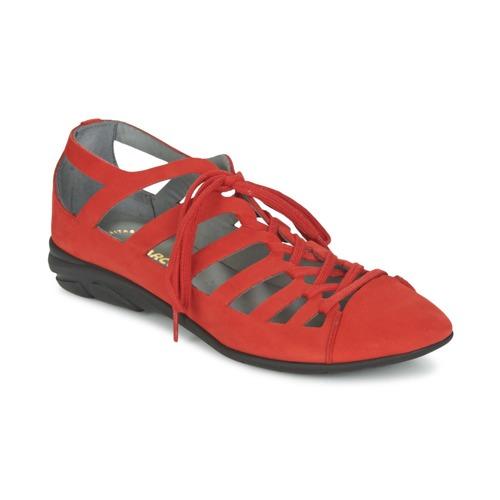 Sandálias Arcus TIGORI Vermelho 350x350