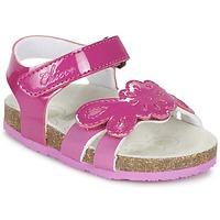 Sapatos Rapariga Sandálias Chicco HAMALIA Rosa