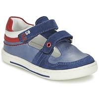 Sapatos Rapaz Sandálias Chicco CUPER Azul
