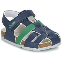 Sapatos Rapaz Sandálias Chicco HAMBRO Marinho