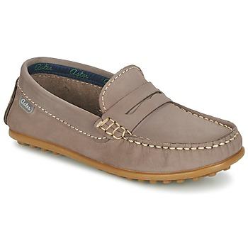 Sapatos Rapaz Mocassins Aster MOCADI Bege