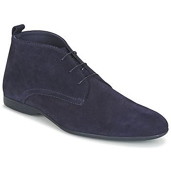 Sapatos Homem Botas baixas Carlington EONARD Azul