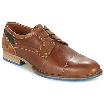 Sapatos Homem Sapatos Carlington ENDRI Camel