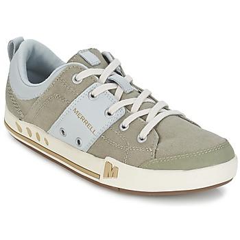 Sapatos Mulher Sapatilhas Merrell RANT Cinza