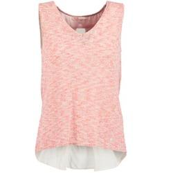 Textil Mulher Tops sem mangas LPB Shoes NODOLA Coral