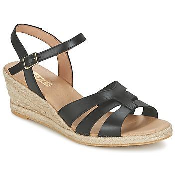 Sapatos Mulher Sandálias So Size ELIZA Preto