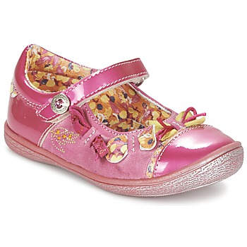 Sapatos Rapariga Sabrinas Catimini COLIBRI Fúchsia