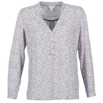 Textil Mulher Tops / Blusas Esprit GIRATA Multicolor