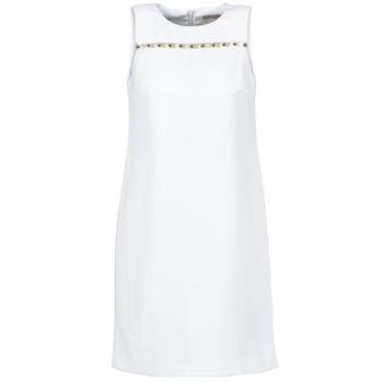 Textil Mulher Vestidos curtos MICHAEL Michael Kors MS68W2L3GZ Branco