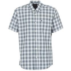 Textil Homem Camisas mangas curtas Quiksilver EVERYDAY CHECK SS Azul