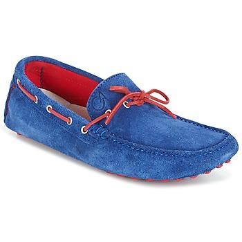 Sapatos Homem Mocassins Casual Attitude MACOUA Marinho