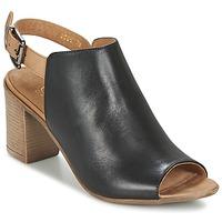 Sapatos Mulher Sandálias Casual Attitude SERIN Preto