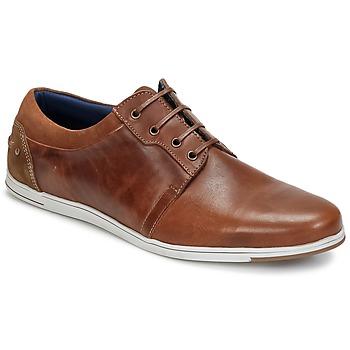 Sapatos Homem Sapatos Casual Attitude COONETTE Camel