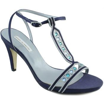 Sapatos Mulher Sandálias Angel Alarcon ANG ALARCON OPORTO AZUL
