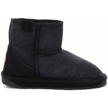 Sapatos Mulher Botas baixas EMU Botte  Stinger Mini Noir