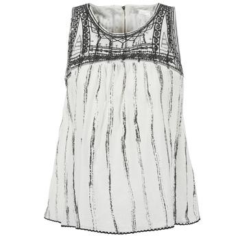 Textil Mulher Tops / Blusas See U Soon SAVANNA Branco