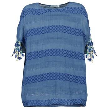 Textil Mulher camisolas See U Soon CHAPELTON Azul