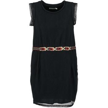 Textil Mulher Vestidos curtos See U Soon MOREPEN Preto